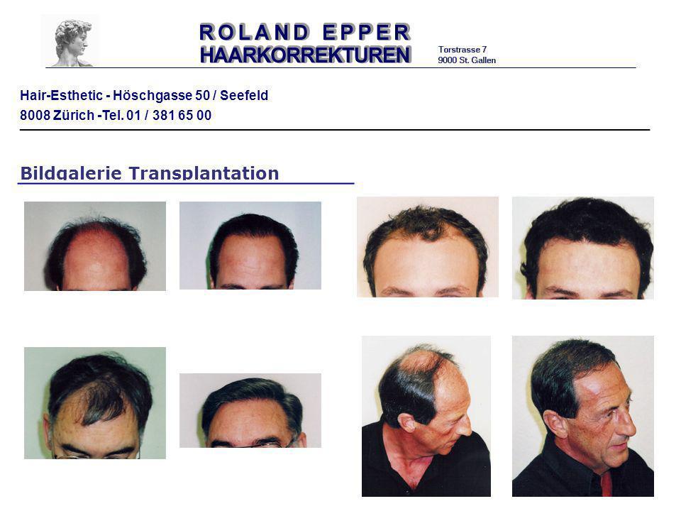 Hair-Esthetic - Höschgasse 50 / Seefeld 8008 Zürich -Tel. 01 / 381 65 00 ___________________________________________________________________ Bildgaler