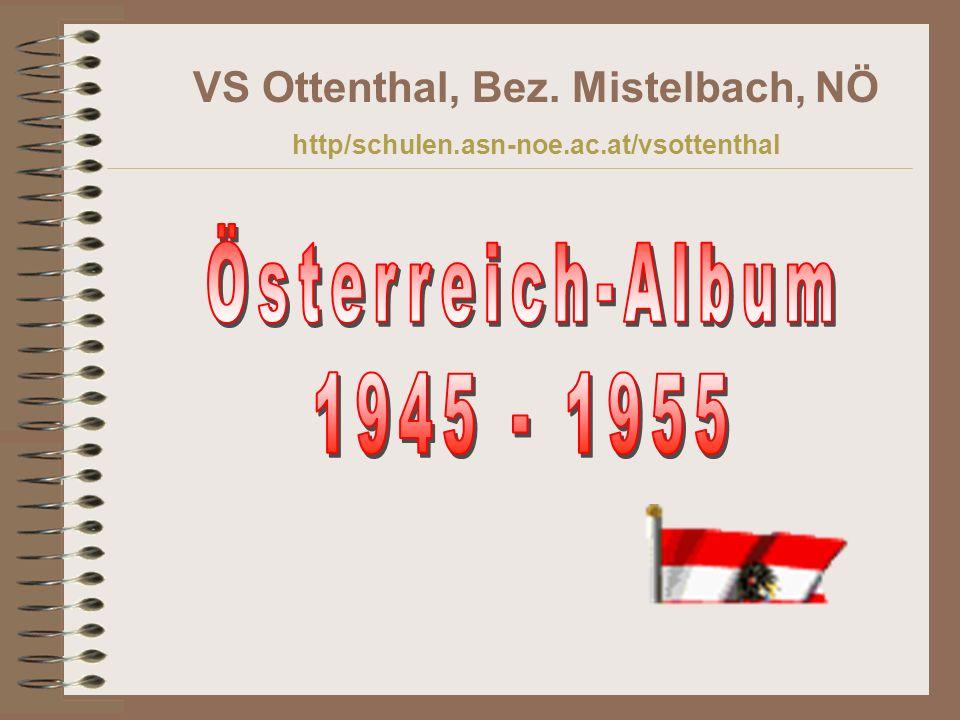 1945 - 1955 Familie und Alltag