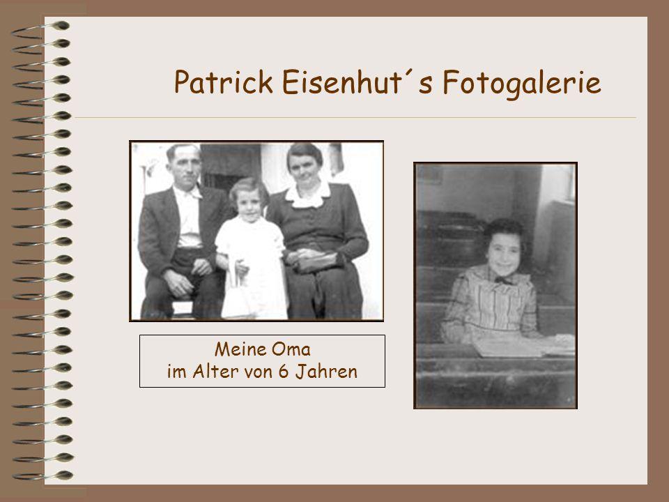 Meine Oma im Alter von 6 Jahren Patrick Eisenhut´s Fotogalerie