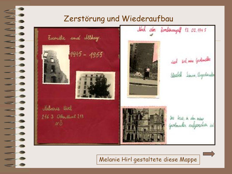 Interview Magdalena Heinrich (4.Kl.) interviewte ihre Oma Wie alt warst du im Jahre 1955.