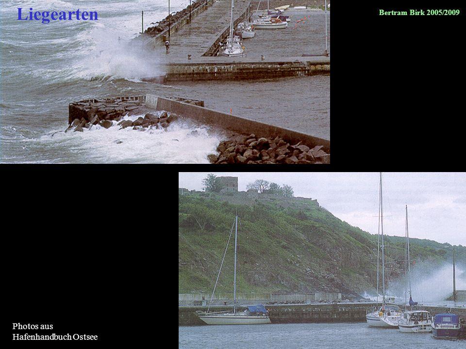 Bertram Birk 2005/2009 51Photos aus Hafenhandbuch Ostsee Liegearten Bertram Birk 2005/2009