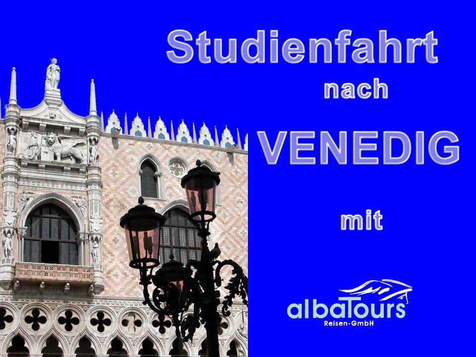 Studienfahrt nach Venedig