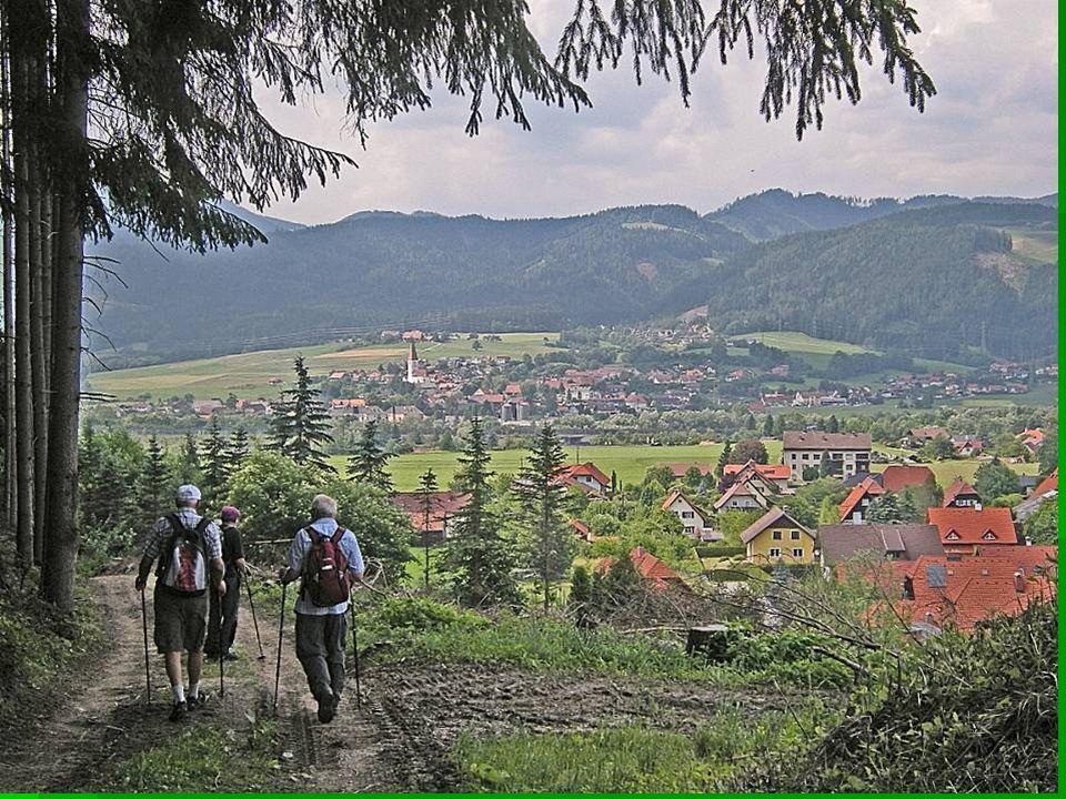 Singwanderung 7.7.2012 Krumpen – Zölz- -Hirnalm Wieder war eine Schar sangesfreudiger Wanderer des AV unterwegs in der Krumpen.