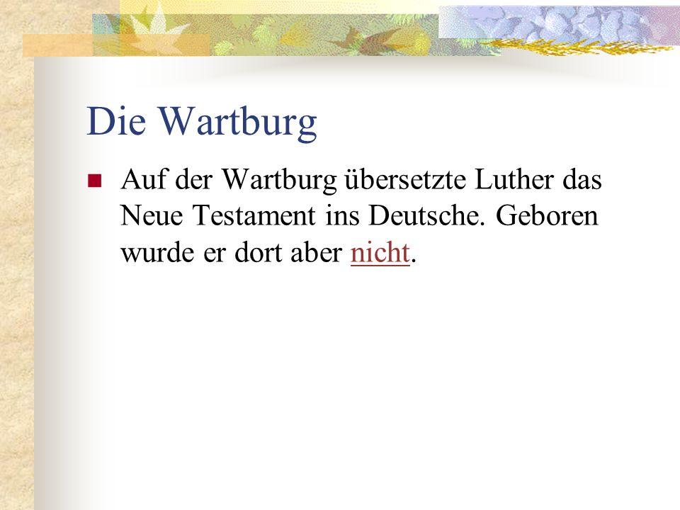 Was passiert auf dem Bild.Luther liest in einem Buch.