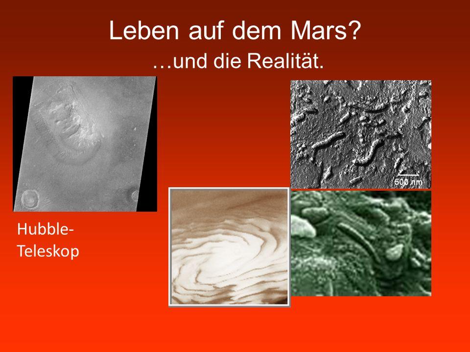 Superlative auf dem Mars Welche Schlucht ist tiefer als der Grand Canyon.