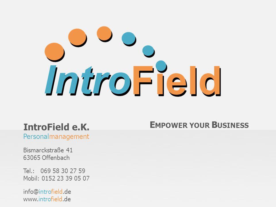 IntroField e.K.