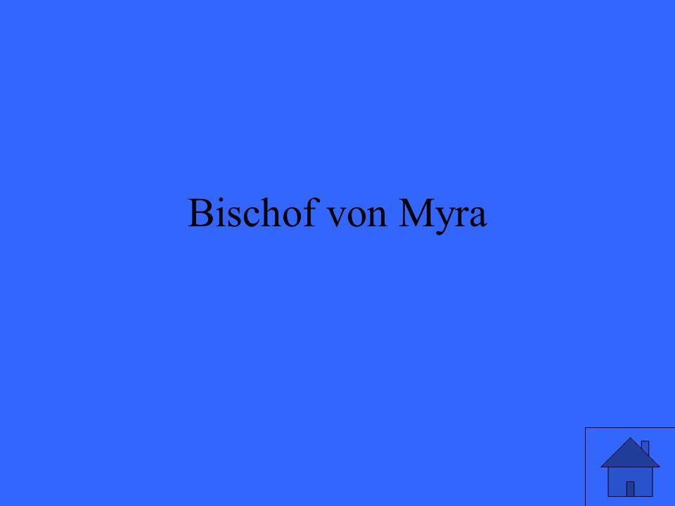 Bischof von Myra