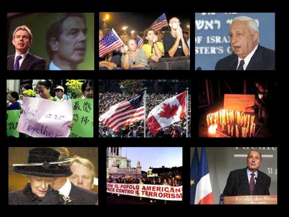 Zeitungen aus aller Welt am Tag nach dem Anschlag: