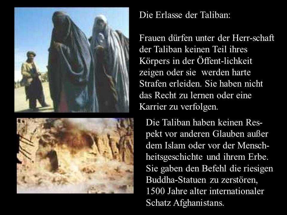 Die Taliban
