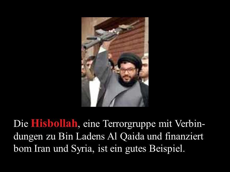 Sehen wir uns die Hisbollah an