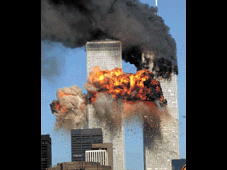 Die freie Welt muss diese Terrorgruppen und die sie unter- stützenden Länder aufhalten, bevor der nächste Terroranschlag statt findet.