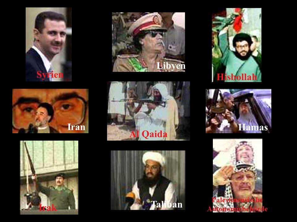 Obwohl Syrien behauptet, sich dem Friedensprozess verschrieben zu haben, tat es nichts um die Hisbollah und palästinensische Ablehnergruppen davon abzu- halten, antiisraelische Anschläge auszuführen.