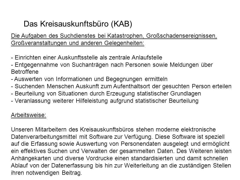 Strukturen des DRK im Landkreis Calw www.drk-kv-calw.de Folie Nr. 40 DRK-Kreisverband Calw e.V. Nachforschungen Hilfs- und Beratungsdienst Amtl. Ausku