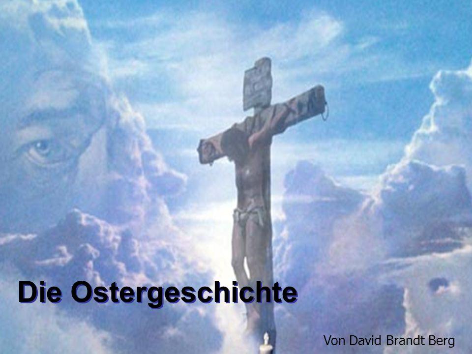 Zu Ostern wird Jesus Wiederauferstehung gefeiert.