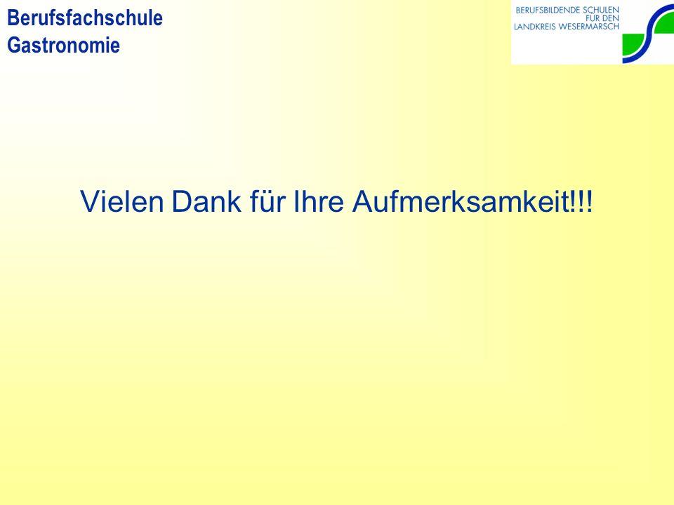 Berufsfachschule Gastronomie Wo gibt es weitere Infos? Deutscher Hotel- und Gaststättenverband (DEHOGA) bietet auf seinen Websites eine bundesweite Au