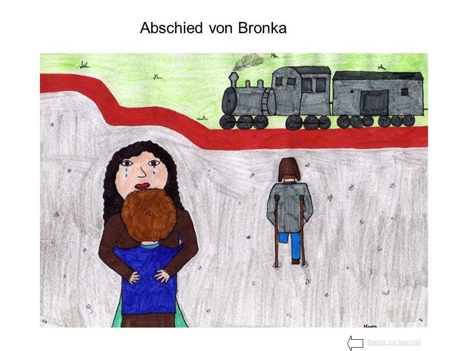 Abschied von Bronka Zurück zur Auswahl
