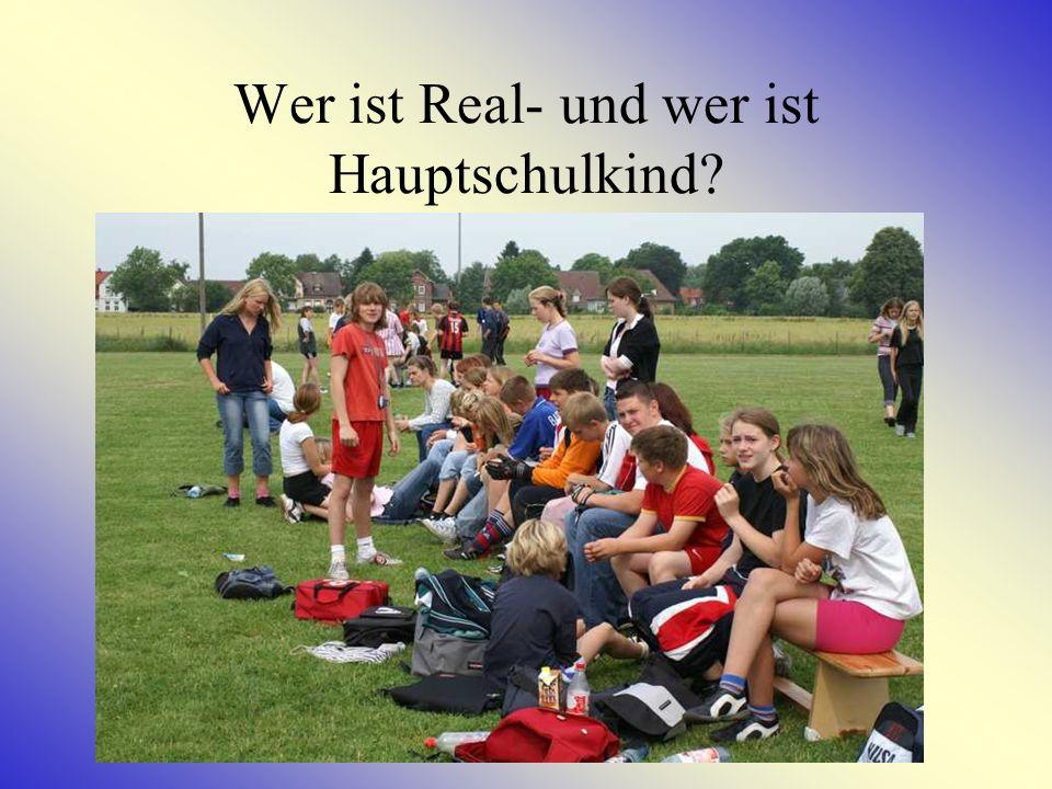 Das Freiburger Modell Das Schulsystem der Haupt- und Realschule Kehdingen