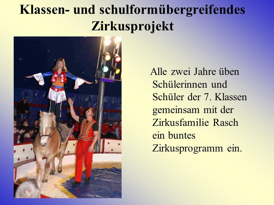 Bildungsreisen zum Abschluss der 9. oder 10. Klassen nach Berlin, München,..., haben Tradition.