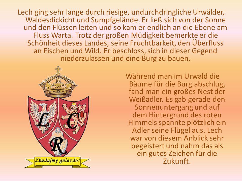 Da kam der Schusterlehrling Dratewka zum König, der ihn anhörte und ihm erlaubte, auch gegen den Drachen anzutreten.