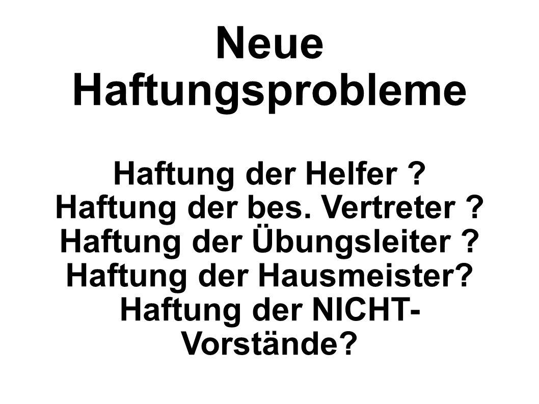 2. Was kommen soll...... Wann ???? § 31 b BGB- E BR- Drs. 041/11 www.bundesrat.de
