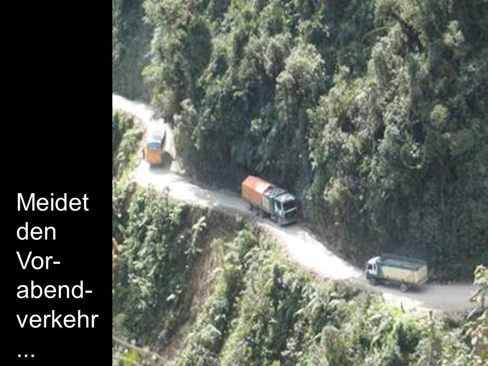 Wie ihr sehen könnt, gibt es hier keine Probleme mit der Frischluft- zufuhr in den Tunnels.