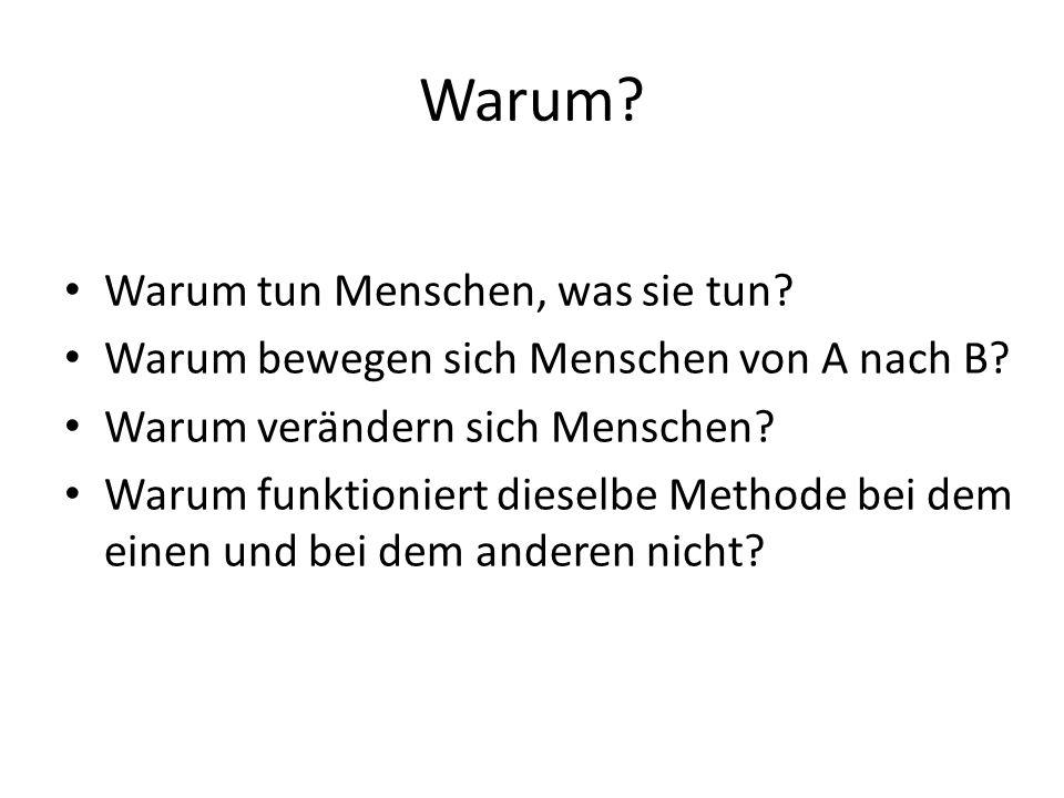 Meister-Aufgaben ILP & SD – Schlussfolgerungen (an Veit und ins Forum).