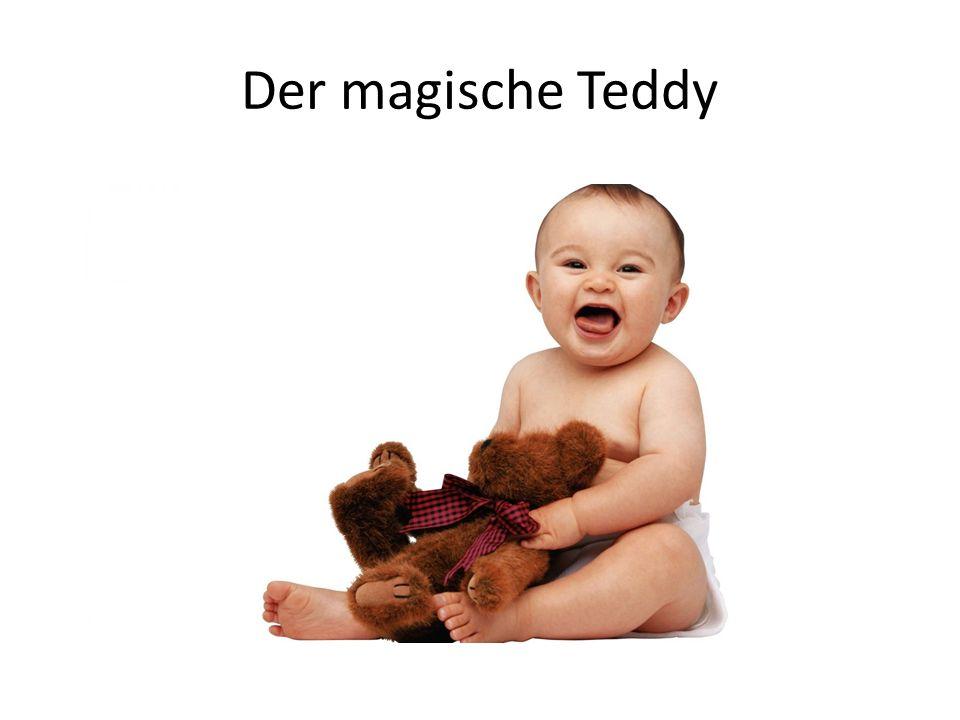 Der magische Teddy