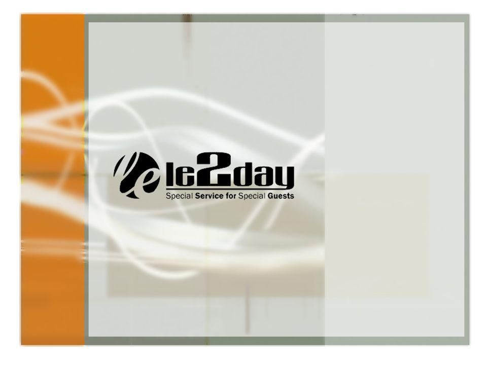 l e2day ist ein junges und modernes Dienstlei- stungsunternehmen, dessen Kernkompetenzen in der Film- und Fernsehbranche sowie im Event- und Veranstaltungsbereich liegen.