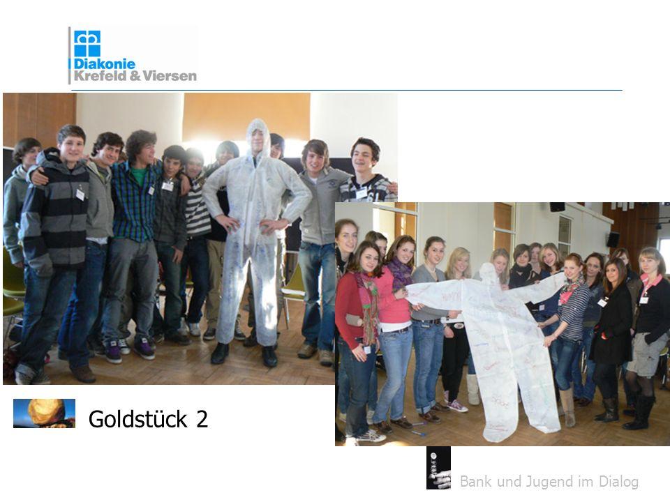 Bank und Jugend im Dialog Goldstück 2