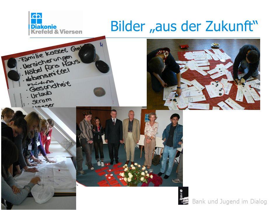 Bank und Jugend im Dialog Bilder aus der Zukunft