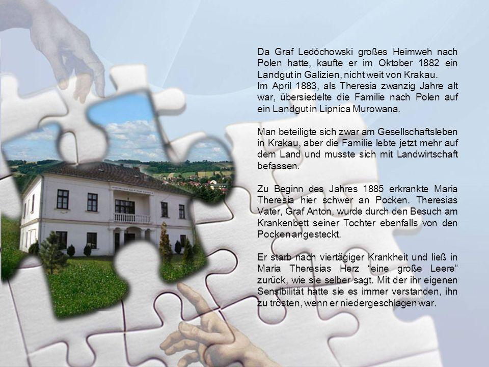 Durch das Eintreffen der neuen Kandidatinnen wurde es notwendig nach einem Haus mit Grundstück zu suchen und schließlich fand sich ein geeignetes Gut außerhalb von Salzburg, das ursprünglich eine Papiermühle gewesen war und an der Fischach lag.
