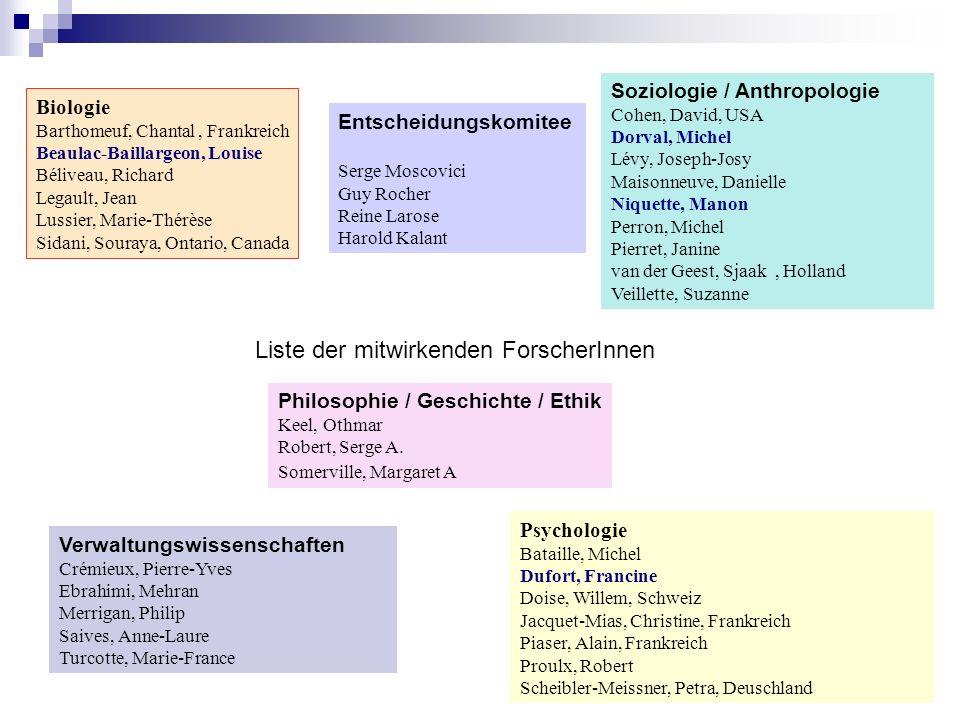 Niveau 2 Modellierung und Integration der Forschungsergebnisse Anwendung Beziehungsgeflecht Regelungen Wissen Entwicklung / Konzeption VermarktungKonsum