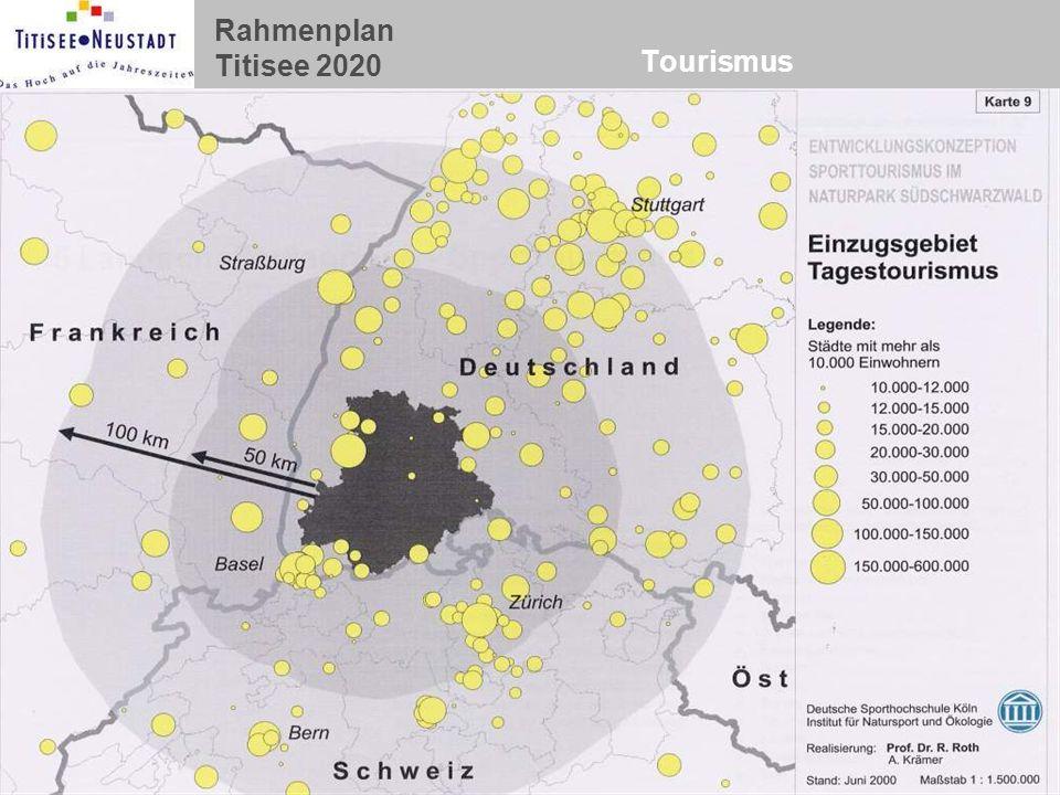 Rahmenplan Titisee 2020 Tourismus