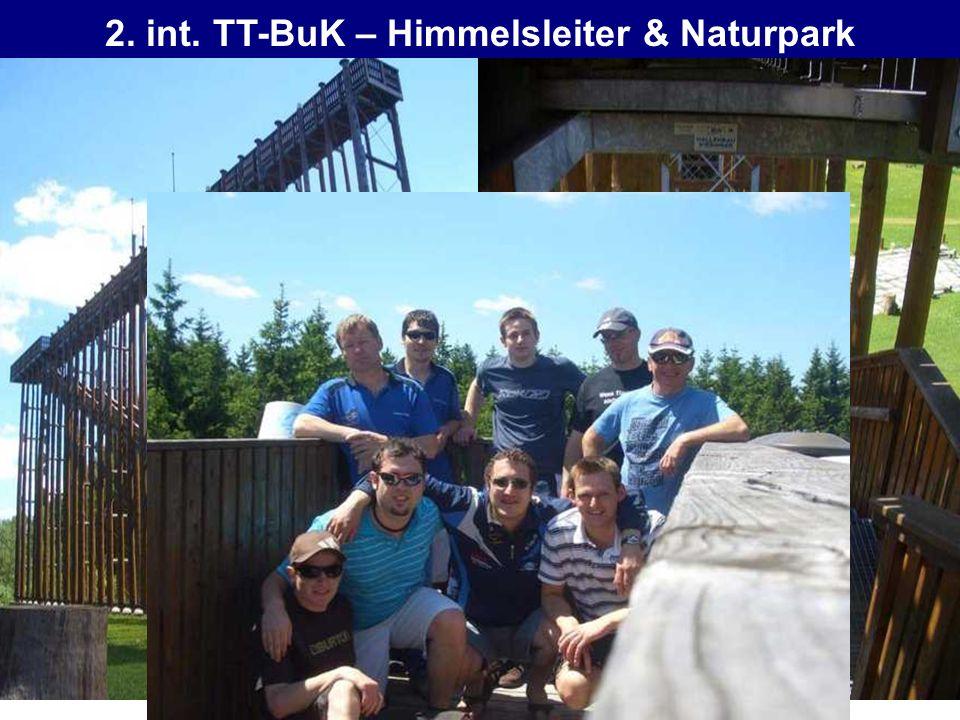 2. int. TT-BuK – Himmelsleiter & Naturpark