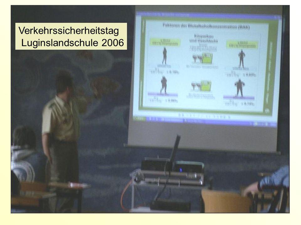 Verkehrssicherheitstag Luginslandschule 2006