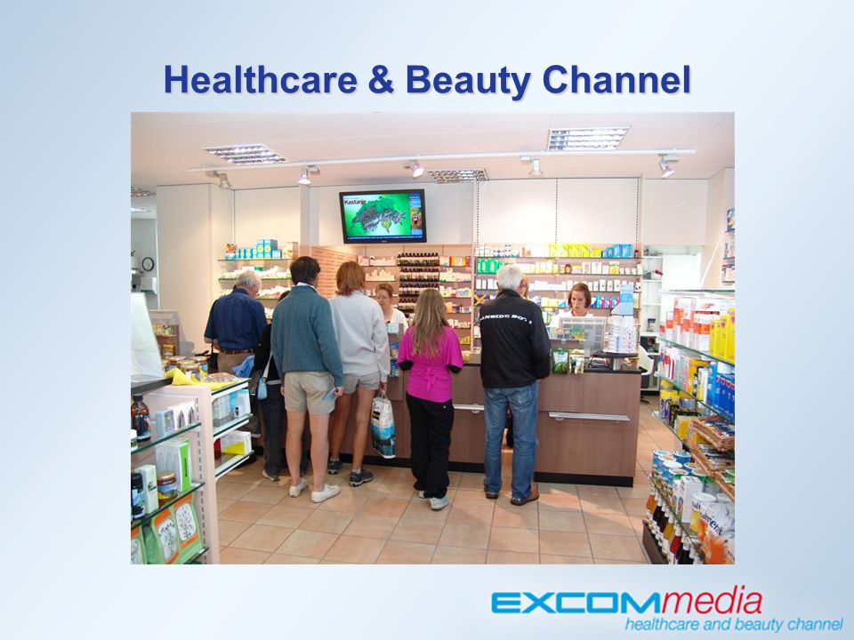 Healthcare & Beauty Channel