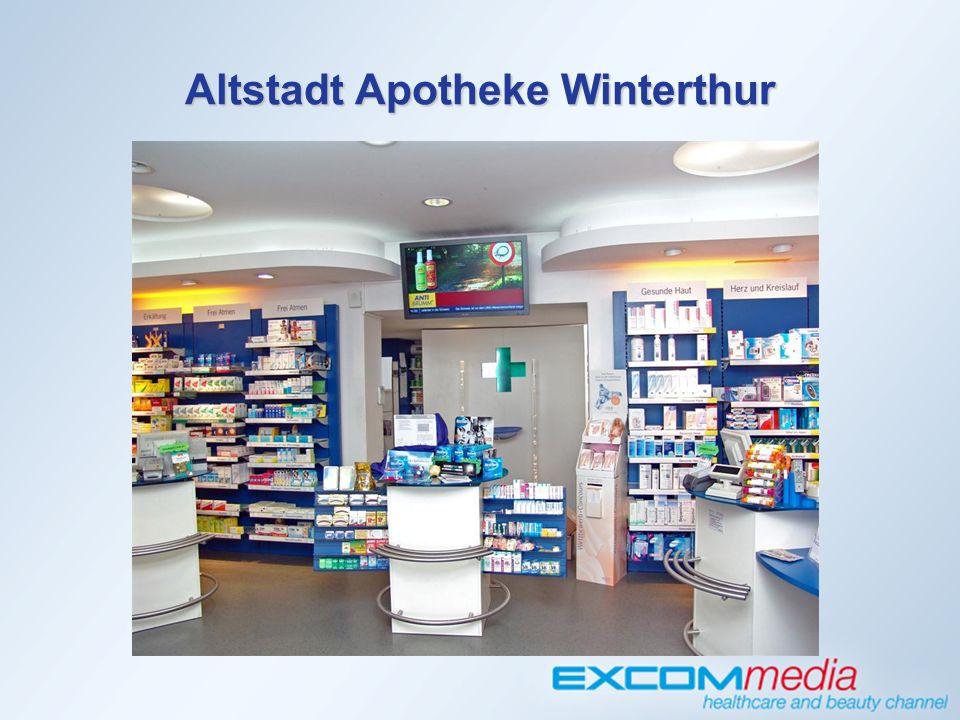 Altstadt Apotheke Winterthur
