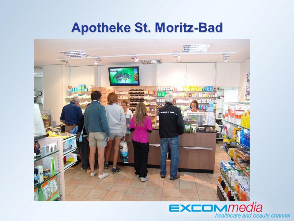 Apotheke St. Moritz-Bad