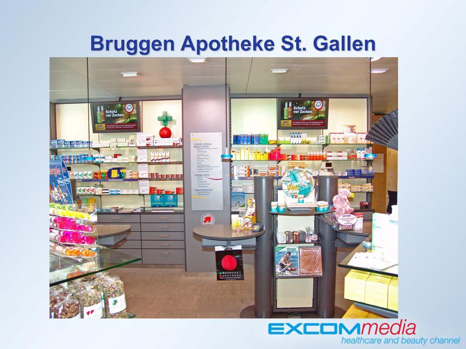 Bruggen Apotheke St. Gallen