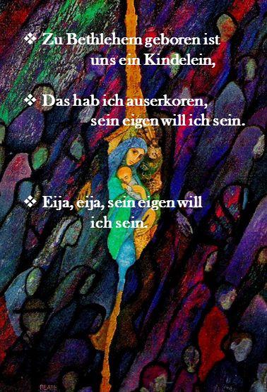 Von Spee stammt auch der Text eines unserer innigsten Krippen- lieder.