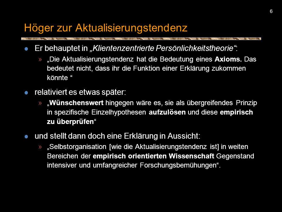 17 Perspektiven Eine aktuelle Polemikaktuelle »Finkes Position »Reaktionen o Buchholz, o Wiltschko, o Heidegger l Der Bedarf nach einem tieferen Verständnis des Problems o Die Krise der WissenschaftKrise der Wissenschaft o Die Seinsvergessenheit:Seinsvergessenheit o das ist das Thema meines nächsten Vortrages, zu dem ich Euch gern einlade...