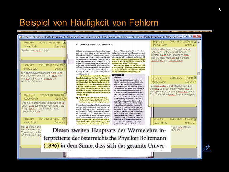 19 Brief über den Humanismus Dort schreibt Heidegger: »Die Verirrung des Biologismus ist dadurch noch nicht überwunden, daß man.