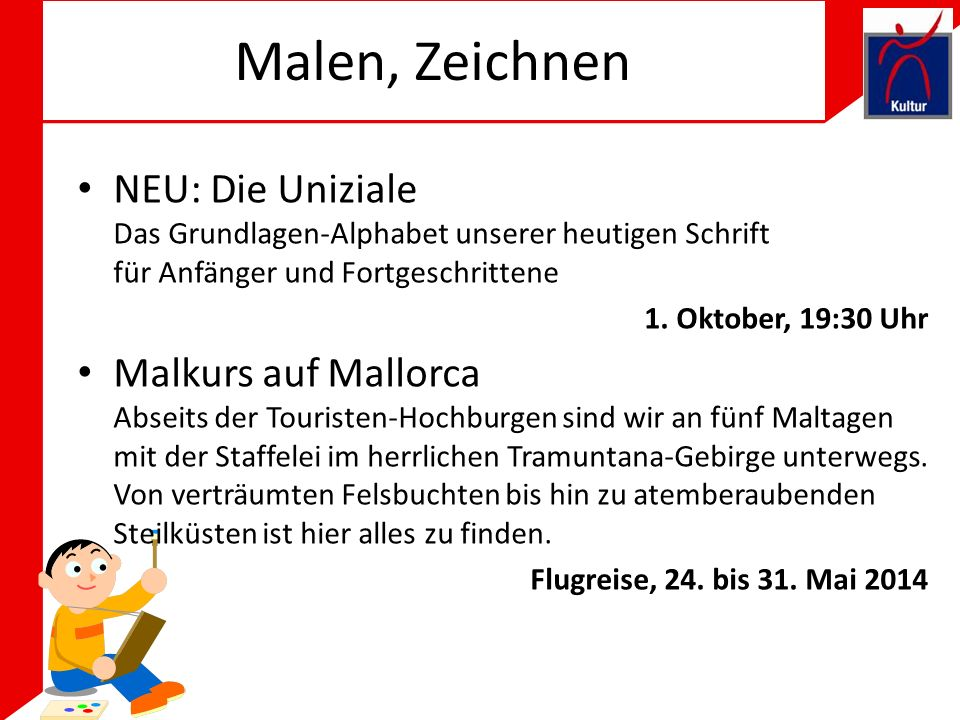 Malen, Zeichnen NEU: Die Uniziale Das Grundlagen-Alphabet unserer heutigen Schrift für Anfänger und Fortgeschrittene 1.