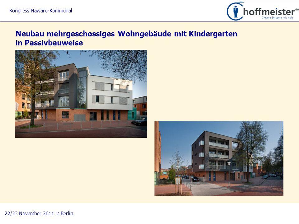 17 BAUnatour Wanderausstellung 2009-2011 Fachtagung 27. April 2010 in Göttingen Kongress Nawaro-Kommunal 22/23 November 2011 in Berlin Neubau mehrgesc