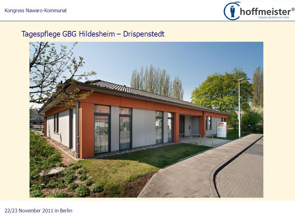 5 BAUnatour Wanderausstellung 2009-2011 Fachtagung 27. April 2010 in Göttingen Tagespflege GBG Hildesheim – Drispenstedt Kongress Nawaro-Kommunal 22/2