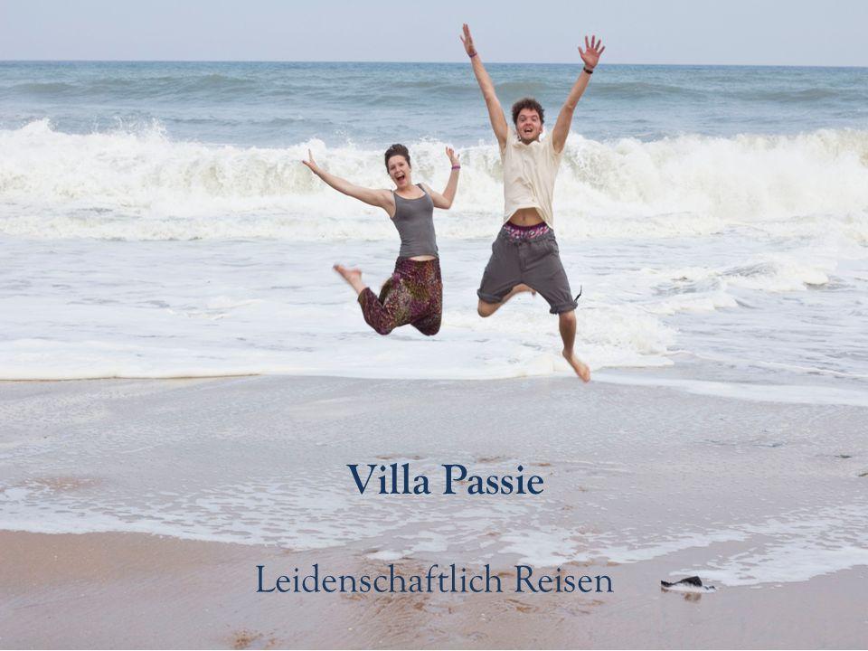 Villa Passie Leidenschaftlich Reisen