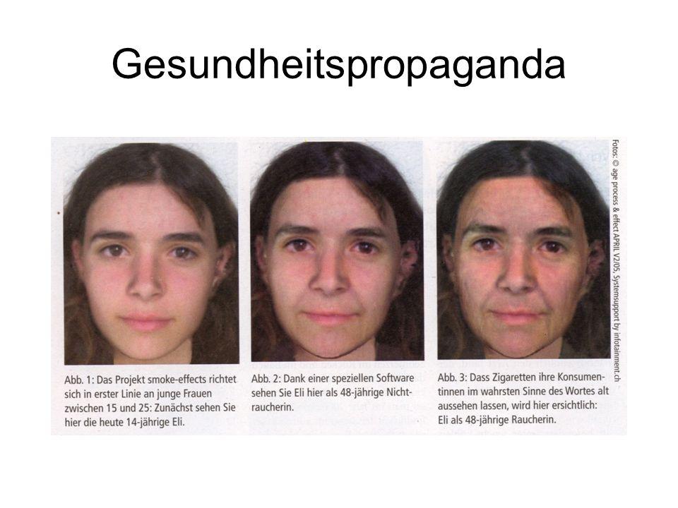 Gesundheitspropaganda
