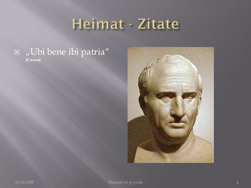Ubi bene ibi patria (Cicero) 26.10.2008Heimat (c) p-j-r.de4
