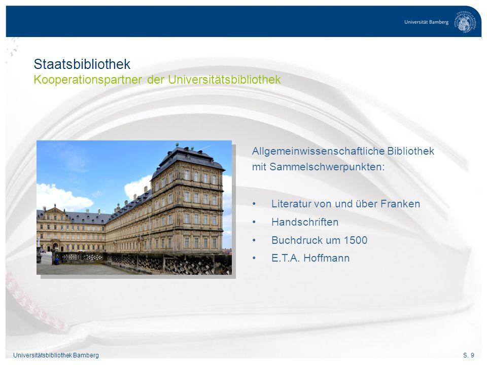 S.20Universitätsbibliothek Bamberg Wie finde ich das Buch im Freihandbestand.