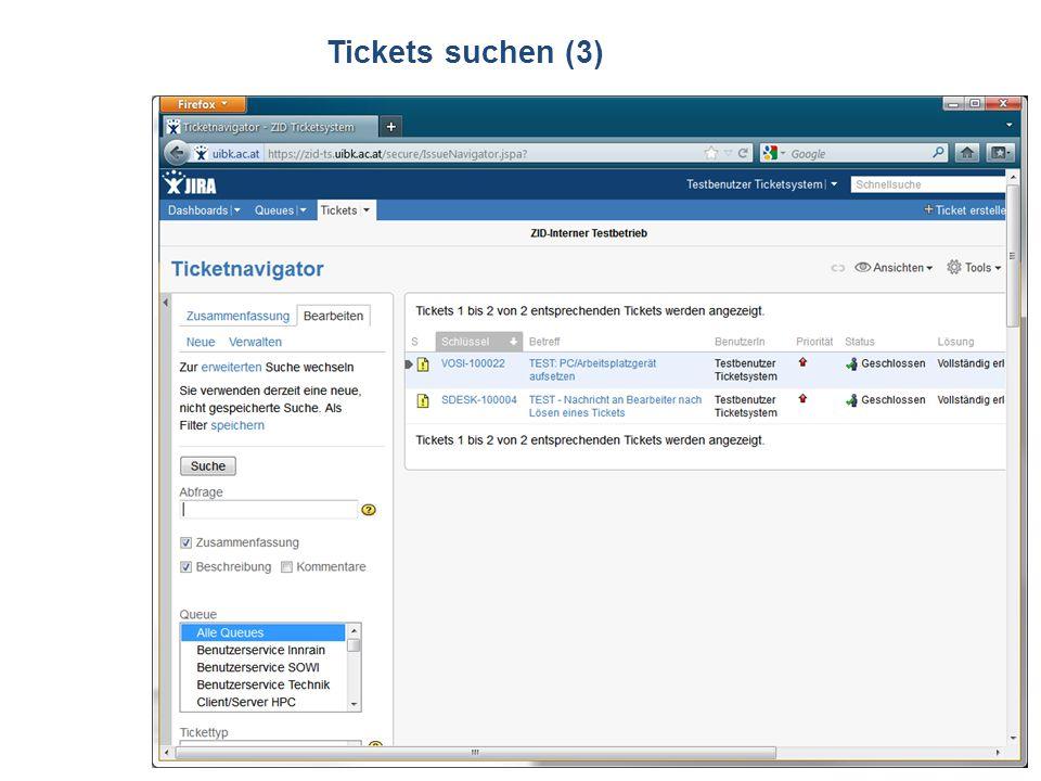 ZID Ticketsystem Tickets suchen (3)